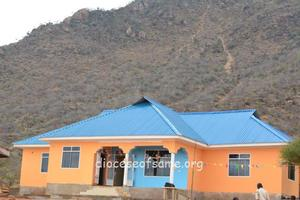 Newly built Presbytery inaugurated at Kifaru Parish, Tanzania