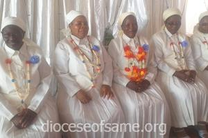 Grail Sisters, Tanzania celebrate Golden Jubilee