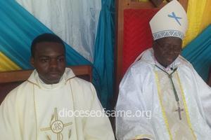 Ordination of Deacon Petroimani Nathanael Mshana